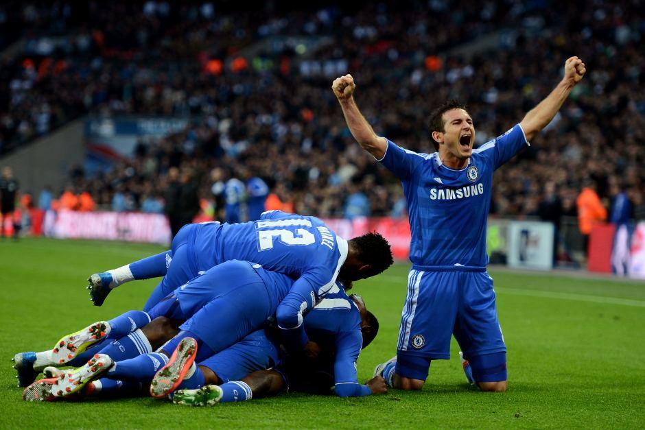 Goal Celebrations !