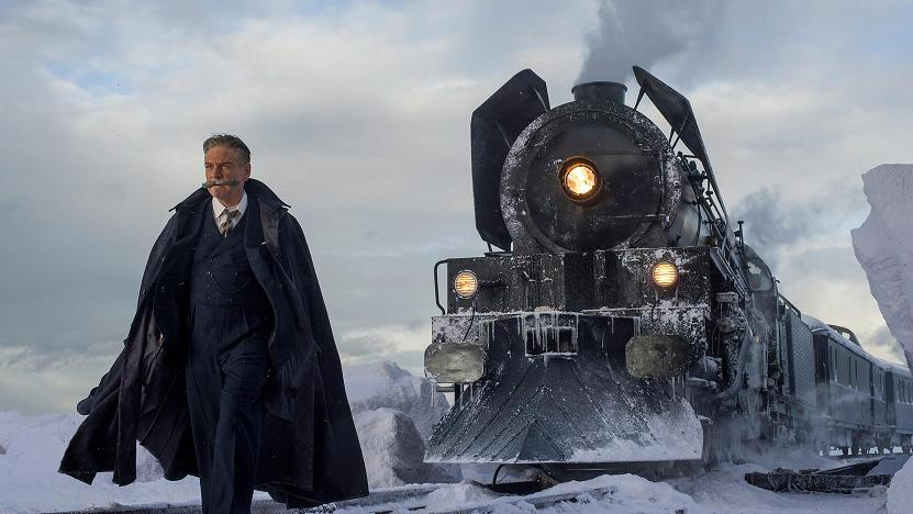 Classic Mystery: James Murdoch in Murder on the Orient Express