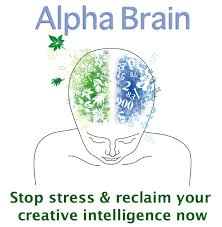 an alpha brain and what defines it