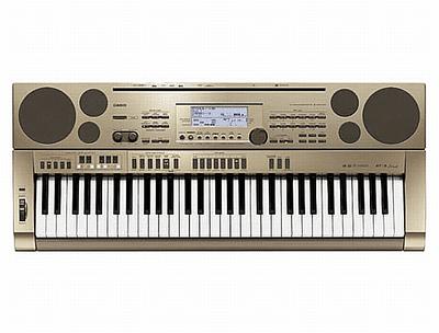 Piano keyboards image