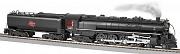 S Scale Model Train