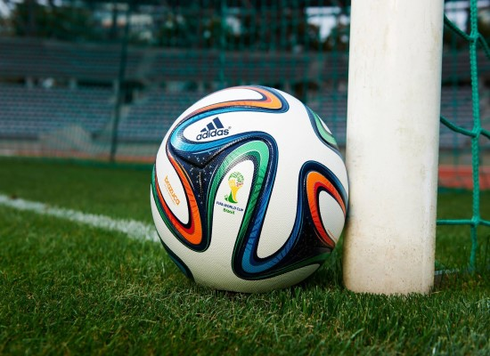 Adidas World Cup Soccer Ball