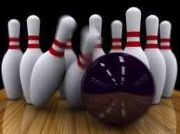 ten pin bowling at sport fanatic