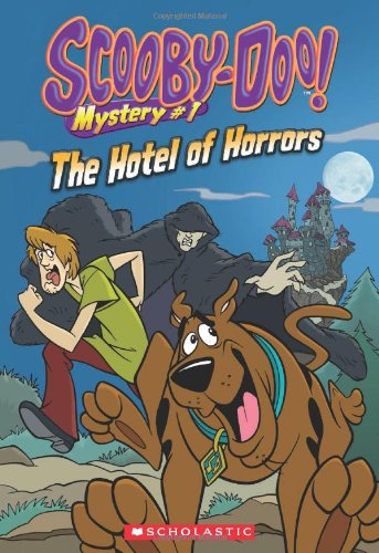 Kids Mystery books Scooby Doo! Mystery #1 The Hotel of Horrors