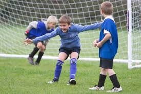 Kids soccer fun