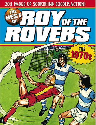 The Best of Roy of the Rovers 1970 Comic